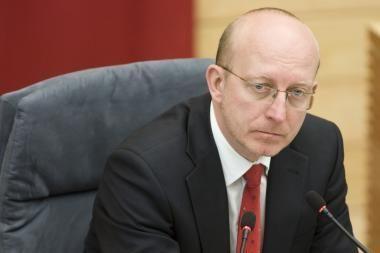 A.Valinskas atsiima savo kandidatūrą į kultūros ministrus
