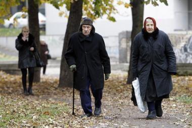 Mokesčių naujovės aktualios ir dirbantiems pensininkams
