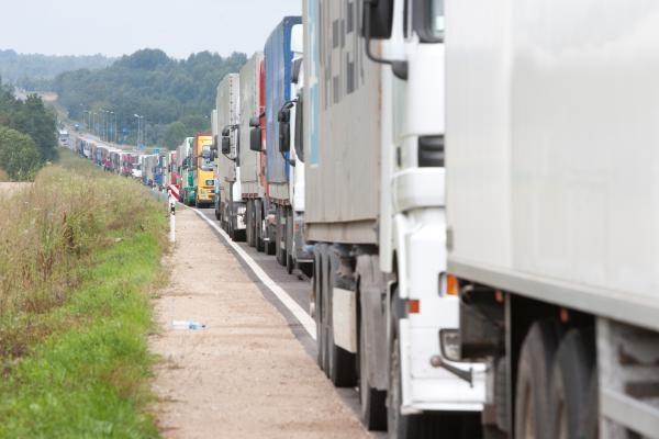 Lietuvos eksportas šiemet padidėjo 14,7 proc., importas - 10,4 proc.