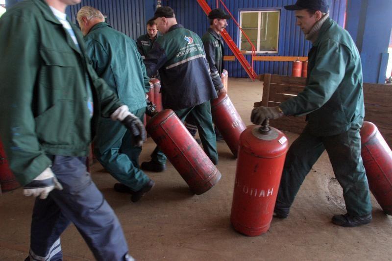 Lietuvoje  daugėja  nelaimių  dėl  dujų