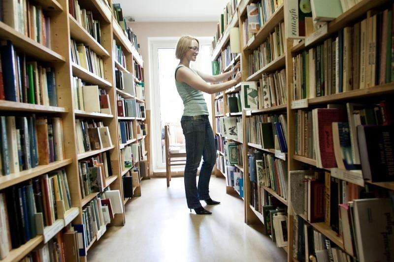 Vilniaus bibliotekose - Nacionalinės bibliotekų savaitės renginiai