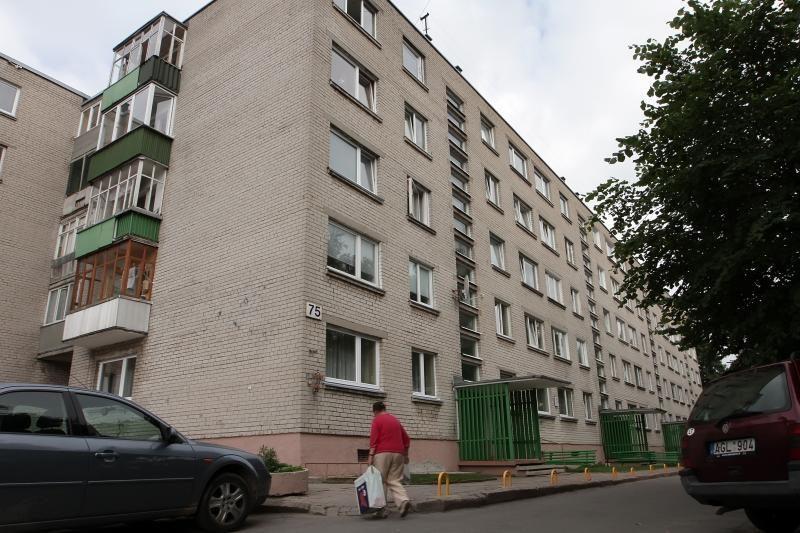 Parduodamų butų kainoms stabilizavusis, nuoma brango