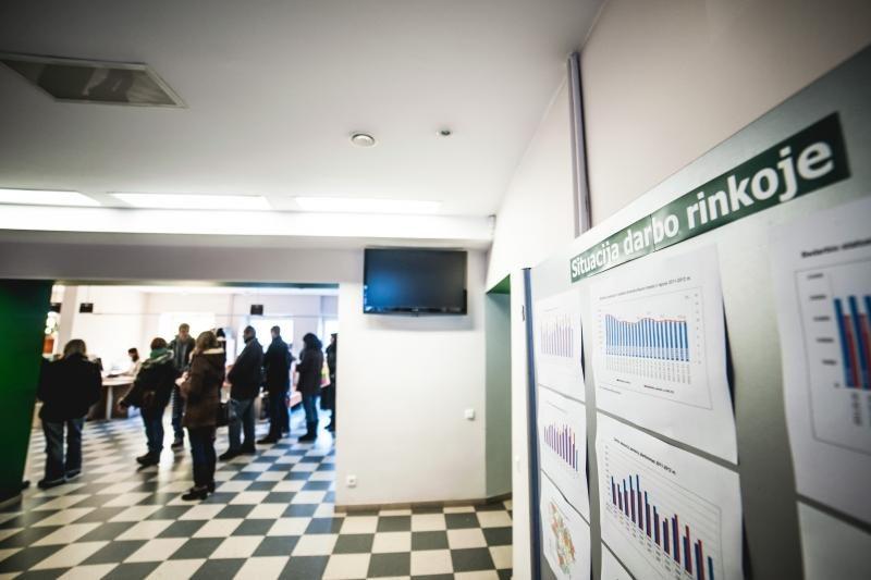 Mažiausias nedarbas – sostinėje, Lietuvoje – per 12 proc.