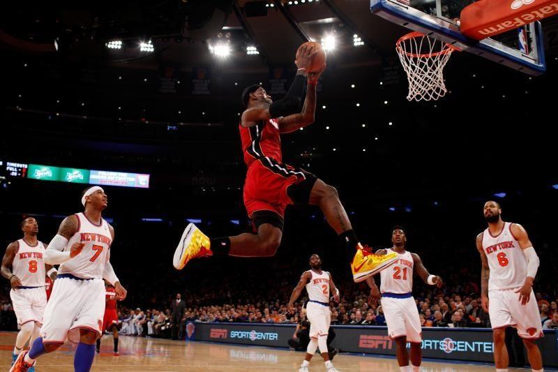 """Įspūdingą pergalių seriją """"Heat"""" pratęsė Niujorke (rezultatai)"""