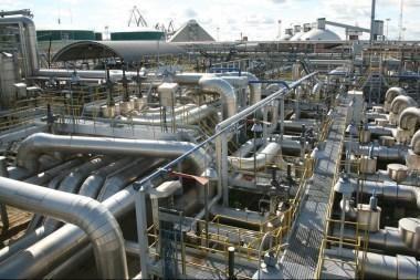 Dujų terminalo patarėjo paslaugos gali kainuoti apie 50 mln. litų