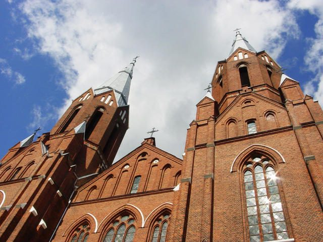 Anykščių bažnyčios bokšte – dangaus ir žemės stebykla