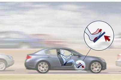 Sistema, padėsianti vairuoti saugiau