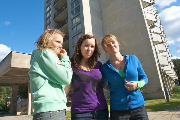Planuoja atnaujinti per 70 studentų bendrabučių
