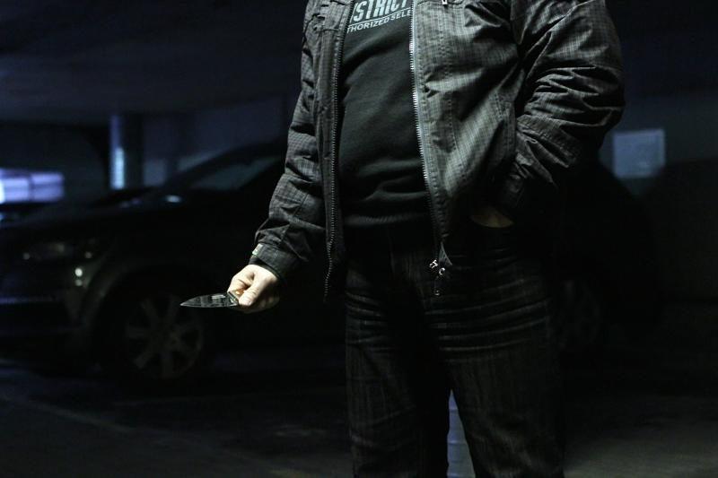 Japonijoje, judrioje gatvėje, nudurti du žmonės