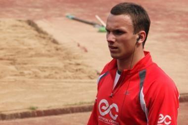 M.Jurgilas pakartojo Lietuvos vyrų 100 m bėgimo rekordą