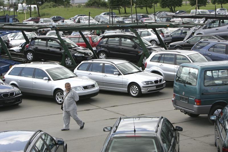 """""""Varanas"""": Marijampolės automobilių turgus nebus uždarytas"""