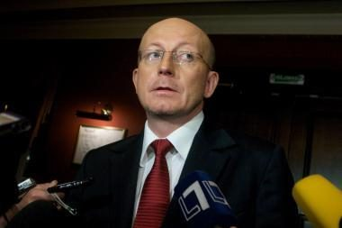 A.Valinsko sekretoriatui vadovaus N.Pumprickaitė