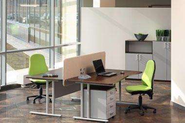 Didmiesčiuose mažėjo biurų patalpų nuomos kainos