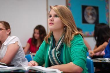 Gripas Klaipėdoje: mokyklų lankomumas gerėja