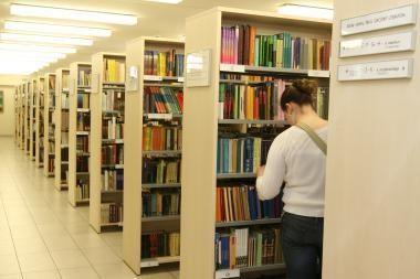 """Klaipėdoje - """"Gyvoji biblioteka"""""""