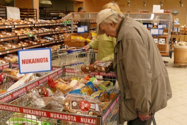 Gyventojai: dėl kylančių kainų kalta valdžia