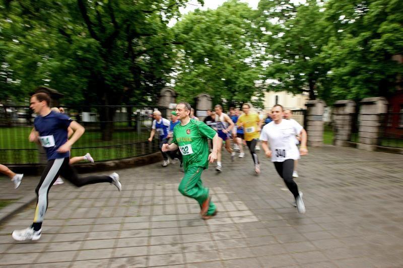 I.Kazlauskaitė maratone Švedijoje finišavo ketvirta