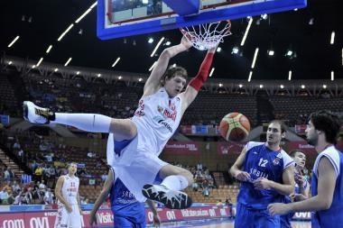 Europa turės naujus krepšinio karalius