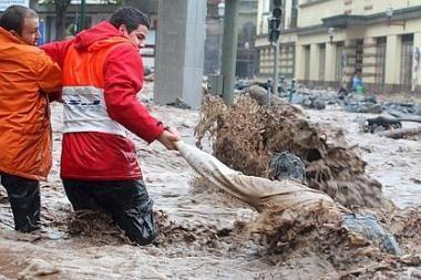 Madeiros saloje audra nusinešė per 40 žmonių gyvybių