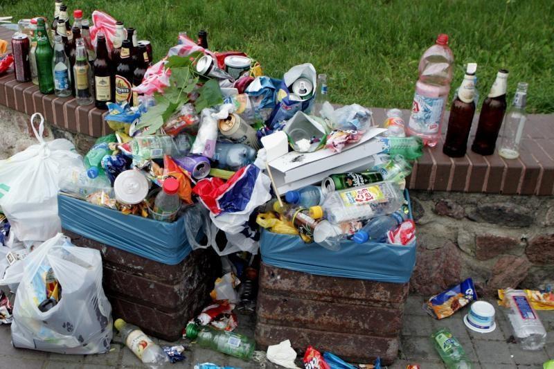 Seimas pritarė Prezidentės veto Atliekų įstatymui