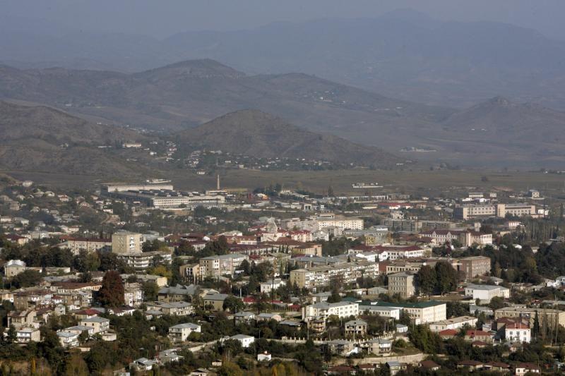 Ministras: Kalnų Karabacho konflikto neįmanoma išspręsti jėga