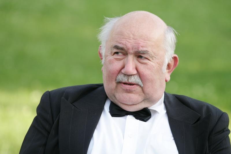 Dirigentas D.Katkus pasigenda Žvėryno ypatumo