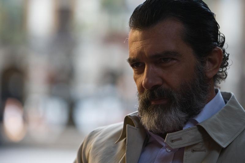 """A.Banderaso barzda filme """"Prarasta kontrolė"""" – ir tikra, ir dirbtinė"""