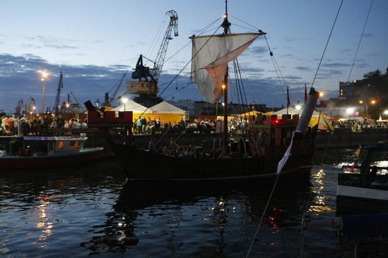 Burlaivyje – Klaipėdos mero puota (papildyta)