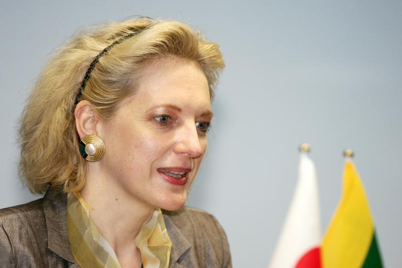 A.Skaisgirytę Liauškienę ir E.Meilūną ketinama skirti ambasadoriais