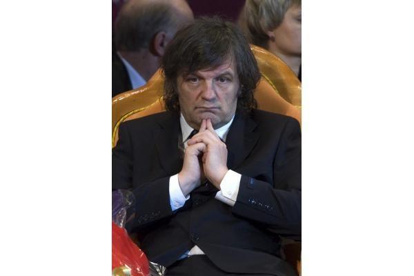 I.Dapkūnaitės ir režisieriaus E.Kusturicos romanas trunka jau 4 metus