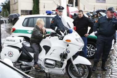 Klaipėdiečiams - Visuomenės ir policijos šventė (programa)
