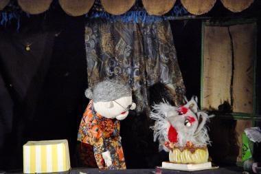 """Uostamiestyje svečiuosis lėlių teatras """"Nykštukas"""""""