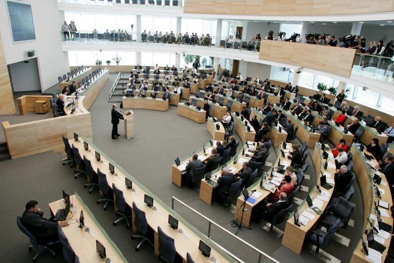Ekonomikos komitetas nepritaria prezidentės veto dėl išimčių partijoms