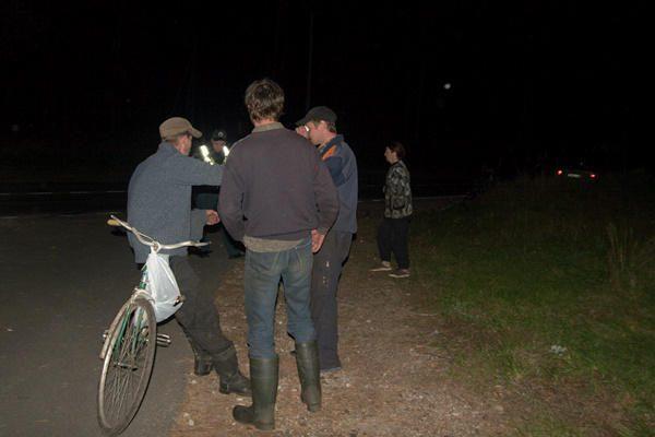 Sostinės policija aiškinasi, kas partrenkė dviratininką