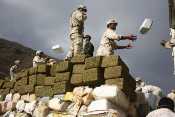 Meksikos šiaurėje konfiskuota 13 tonų marihuanos