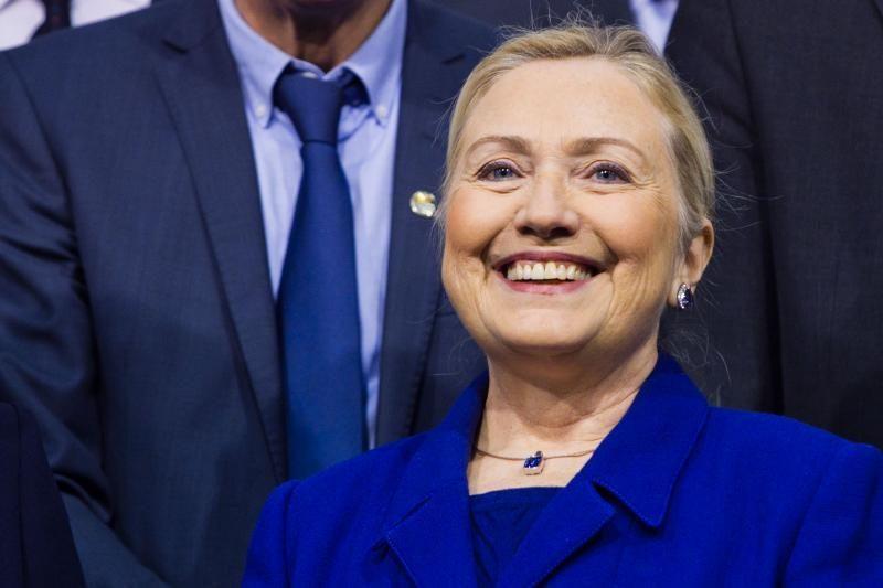 H.Clinton skirtas Baltijos laisvės apdovanojimas