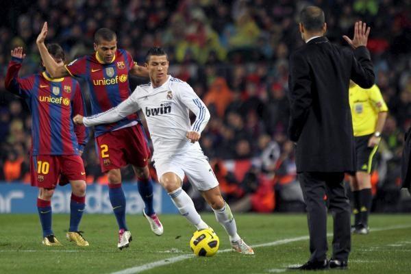 """Barcelona"" pažemino Madrido ""Real"""