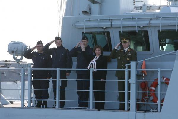 Baltijos jūroje kariškiai jau surado 6 sprogmenis