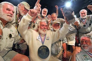 Išrinktas geriausias E.Hemingway antrininkas