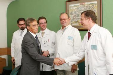 Pajūryje – garsaus Rusijos neurochirurgo vizitas