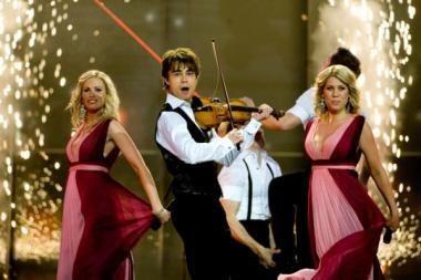 """Techninės kliūtys """"Eurovizijos"""" rezultatų nepakeitė"""