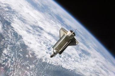 NASA nutarė kol kas atidėti erdvėlaivio
