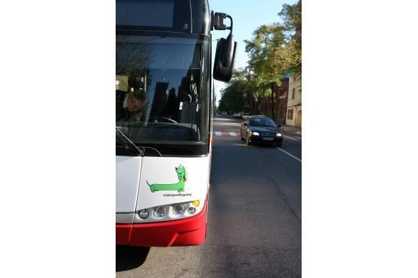 Klaipėdos gatves išbando ekologiškas autobusas