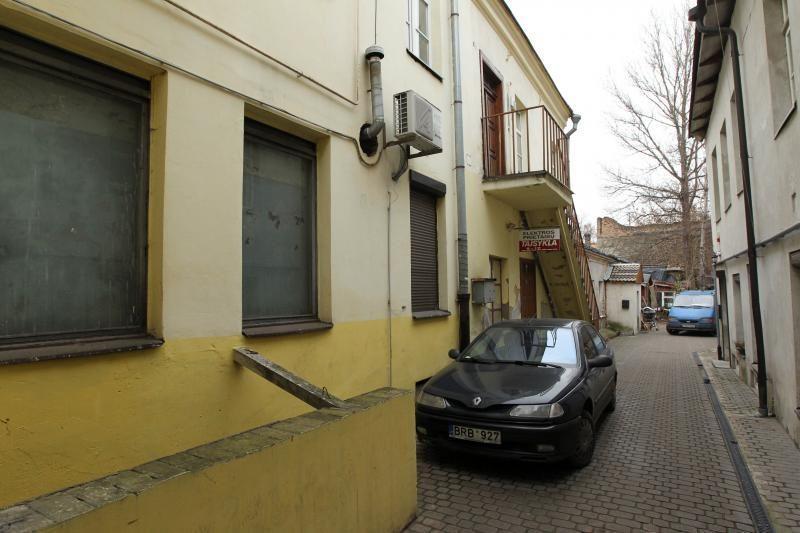 Visus kampininkus - į Vilniaus centrą