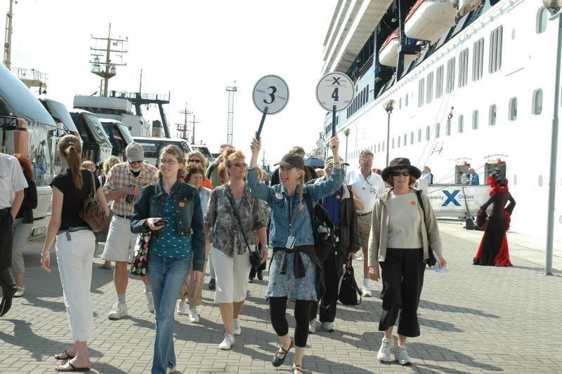 Klaipėdiečiai nesipelno iš turistų