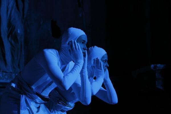 G. Ivanausko šokio trupė džiugino Šv. Kotrynos bažnyčioje Vilniuje