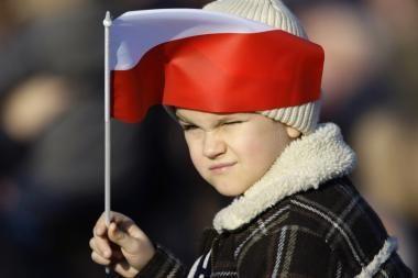 Lenkų dienraštis: lenko korta Lietuvoje tolygi vilko bilietui