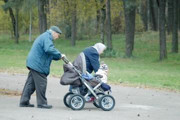 Baltijos šalyse pavyzdingiausi klientai yra pensinio amžiaus
