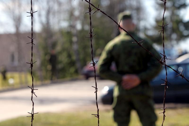 Estija ragina Lietuvą ir Latviją didinti išlaidas gynybai