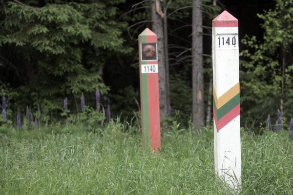 Lietuva sieks, kad Rusija nemažintų leidimų kiekio šalies vežėjams
